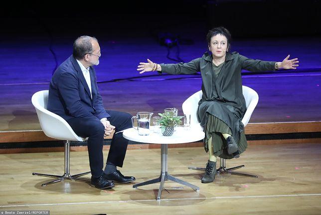 Olga Tokarczuk była gościem wydarzenia Conrad Festival