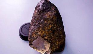 Niespotkany wcześniej minerał znaleziono w meteorycie