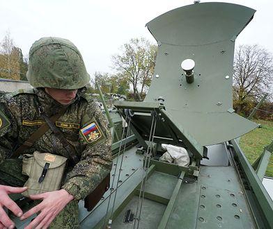 Rosyjski mobilny system łączności satelitarnej