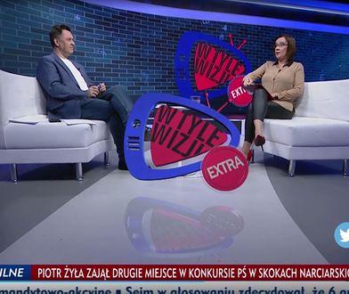 TVP Info krytykuje uczestniczki strajku. Nagle jedna z nich dzwoni do studia