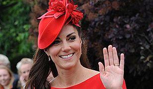 Wpadka księżnej Kate