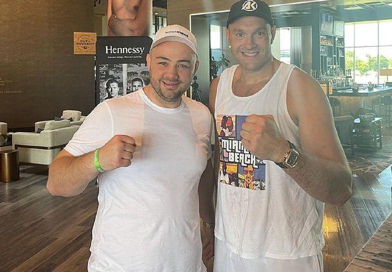 Polski bokser dostał wskazówki od wielkiej gwiazdy. Chodzi o kilogramy