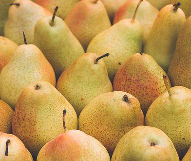Gruszki to owoc, który można jeść na diecie odchudzającej