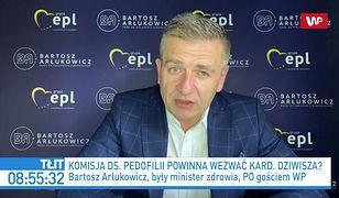 Druzgocący sondaż WP dla Kościoła w Polsce. Zdecydowana reakcja Bartosza Ałukowicza