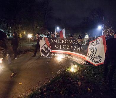 Jeszcze w listopadzie warszawska prokuratura wszczęła śledztwo w sprawie publicznego propagowania faszyzmu lub nawoływania do nienawiści podczas Marszu Niepodległości
