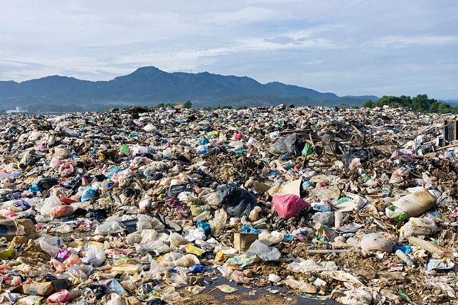 Odkryto ogromne składowisko plastikowych śmieci, tam gdzie dotąd nikt nie szukał