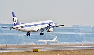 LOT zawiesza rejsy do Włoch. Podobna decyzja Wizz Air