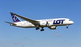LOT nie rezygnuje z lotów do Chin kontynentalnych