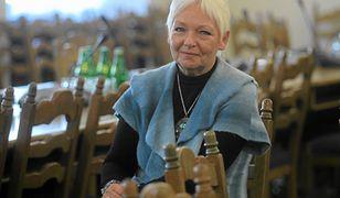 Magdalena Kochan zacytowała słowa Agnieszki Dudzińskiej
