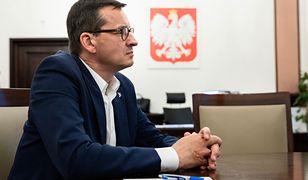 Mateusz Morawiecki: zadeklarowałem pomoc Polakom na Białorusi