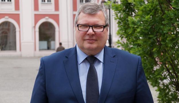 Andrzej Białas dyrektorem Gabinetu Prezydenta Poznania