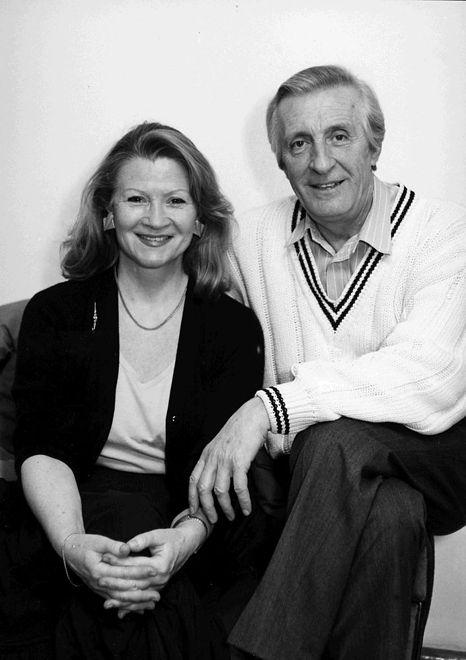 Monika Dzienisiewicz i Andrzej Kopiczński