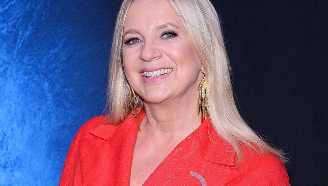 Marzena Rogalska zagłosowała w wyborach