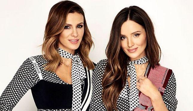Marina i Sara Boruc lansują najmodniejszy trend tej jesieni. Wags wiedzą, co będzie najmodniejsze