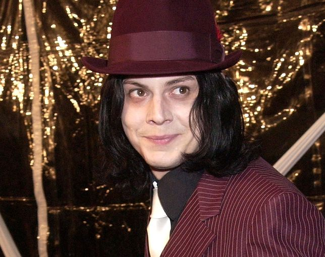 Dec 07, 2003; Los Angeles, CA, USA; Performer JACK WHITE  (White Stripes) at the  'Cold Mountain' Los Angeles Premiere held at Mann National Theater Westwood.                              Mandatory Credit: Photo by Paul Fenton-KPA/KEYSTONE Pictures. (�) Copyright 2003 by Paul Fenton