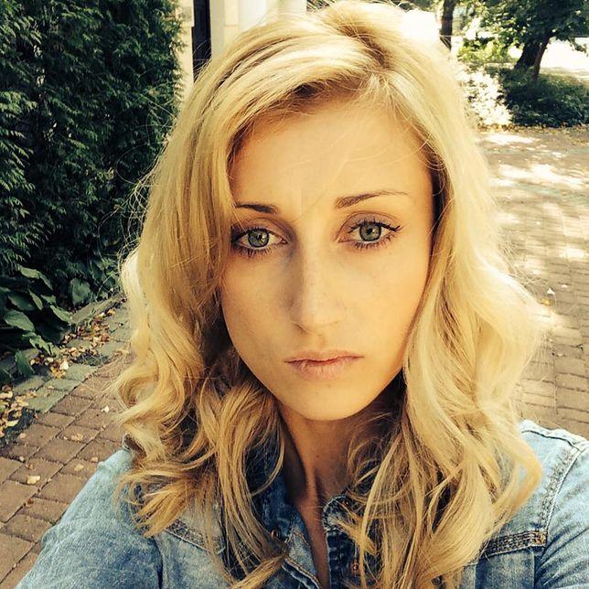 Justyna Żyła toczy medialną wojnę z mężem