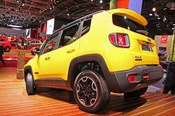 Jeep Renegade i przyszłość amerykańskiej marki