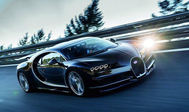 Bugatti Chiron wyprzedany, ale marka już szykuje kolejny model