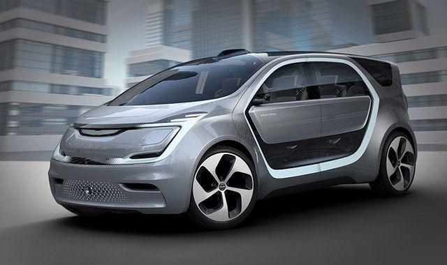 Chrysler Portal Concept: minivan dla młodzieży