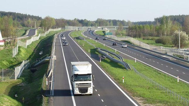 Będą przetargi na stacje paliw wzdłuż A4