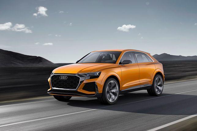 Audi chce zastrzec nazwę RS Q8. To będzie najmocniejszy SUV marki