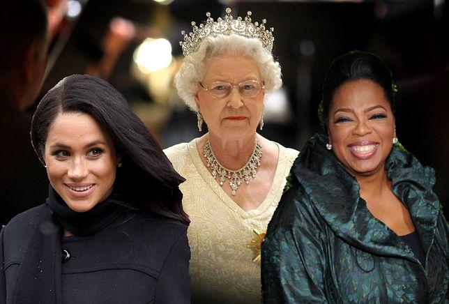Królowa ma wygłosić swoje orędzie na kilka godzin przed emisją głośnego już wywiadu