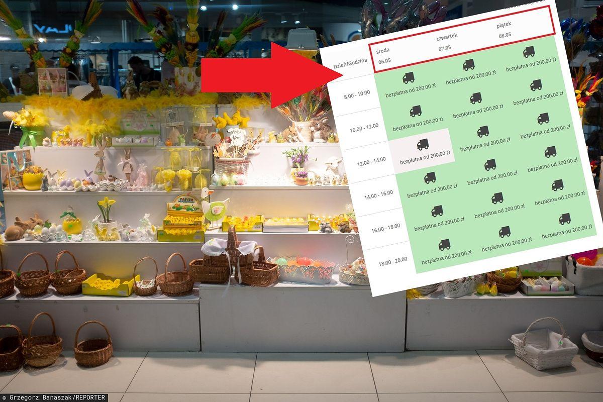 Koronawirus przytkał sklepy internetowe. Na zakupy spożywcze trzeba czekać nawet... 44 dni