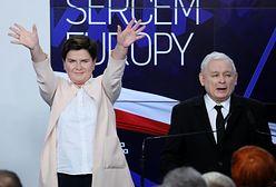 Beata Szydło chce się zająć w PE polskimi seniorami
