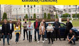 Warszawa. Na placu Zbawiciela zabawa i wybawienie