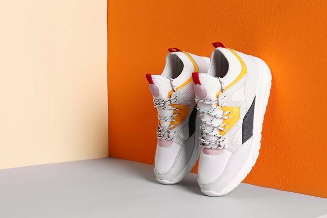 Stylowe sneakersy będą dobre na jesień