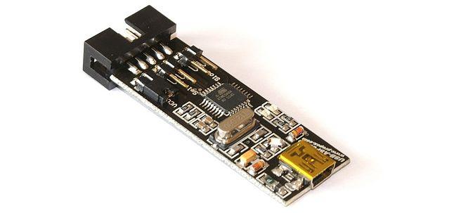 Programator zgodny z USBasp