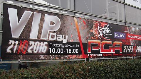 VIP Day na Poznań Game Arena (prawie) bez cięć i w 4K #PGA