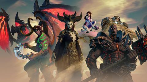 BlizzCon Online - transmisja. Będzie Diablo, World of Warcraft, StarCraft, Overwatch i Hearthstone