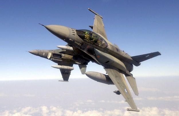Greckie myśliwce F-16