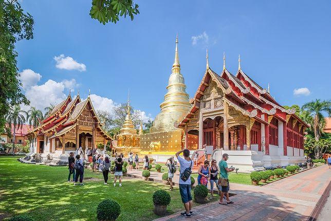 """Godna polecenia, choć wciąż niedoceniana jest """"północna stolica"""" Tajlandii, czyli miasto Chiang Mai"""