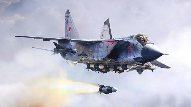 Rosjanie przetestowali nowy rodzaj broni