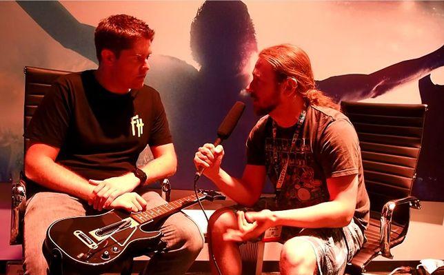 E3 2015: Wywiad z jednym z twórców Guitar Hero Live