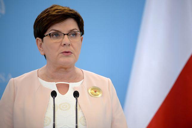 Kongres PiS bez wystąpienia premier Szydło