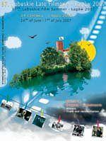 Plakat Lubuskiego Lata Filmowego