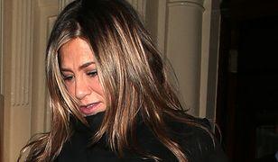 """Jennifer Aniston zaczęła grać w serialu """"The Morning Show"""", angażuje się teraz głównie w pracę"""
