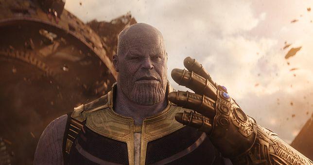 """Thanos sprawił, że na """"Wojnie bez granic"""" nikt nie narzekał na nudę"""