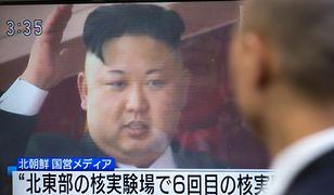 Waszyngton uderza w ludzi Kima