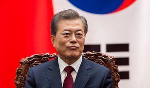 Prezydent Korei Płd. Mun Dze In zwrócił się o przygotowanie rozmów z Koreą Płn.