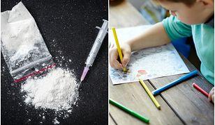 5-letni chłopiec przyniósł do przedszkola 30 woreczków heroiny