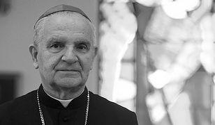 Biskup Stanisław Kędziora zmarł 25 grudnia 2017 roku po wieloletniej ciężkiej chorobie