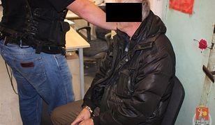 Zatrzymano 63-letniego pedofila. Ukrywał się na Mokotowie