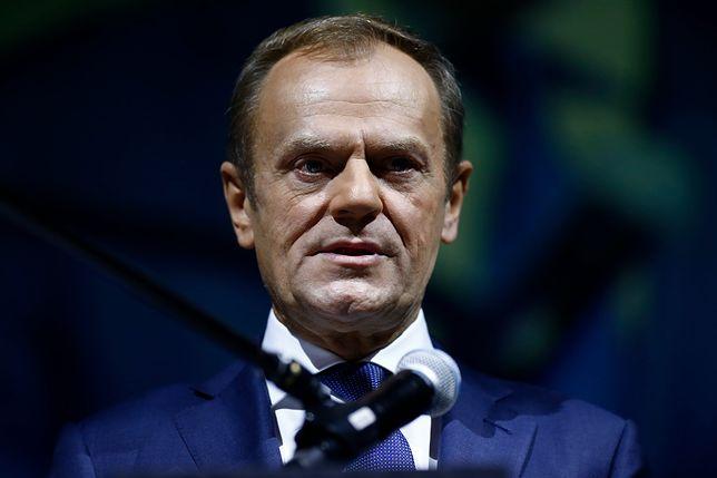 """W ocenie """"FAZ"""", Donald Tusk jest tak samo winny jak Kaczyński"""