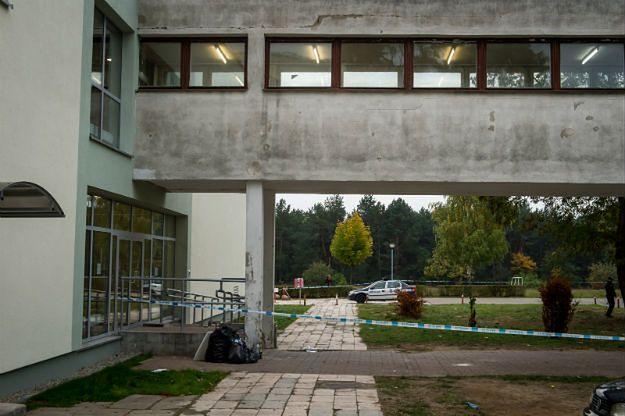 Trzy osoby w szpitalach po tragedii na uczelni w Bydgoszczy