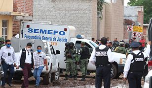 Meksyk. Brutalny atak na ośrodek leczenia uzależnienia od narkotyków. Są zabici i ranni