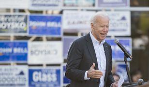 Joe Biden skręcił kostkę podczas zabawy z psem. Interweniował lekarz